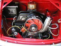 Steyr Puch 650 TR engine