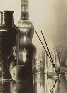 Emmanuel Sougez - Still Life,  1931