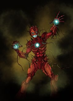 nightmare iron man