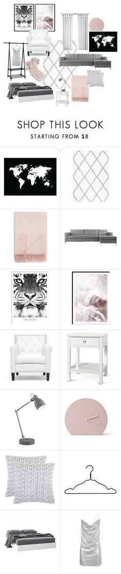 """""""home"""" by florencia95 ❤ liked on Polyvore featuring Fraas, Baxton Studio, Bungalow 5, Lite Source, Menu, Nomess, Nexera, Boohoo and Express"""