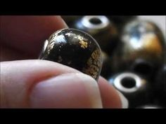 "TUTORIAL : Rondelle o Beads ""Pandora"" - YouTube ⚡⭐follow @creativeconsciousness"