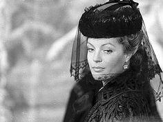 Romy Schneider in 'Ludwig' di Luchino Visconti (Adnkronos)