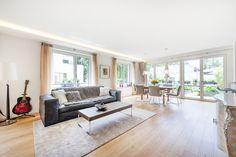 Harlaching/Menterschwaige: Exklusive, sonnige 3-Zimmer-Wohnung mit Top-Ausstattung und zauberhafter Südwest-Terrasse Details: http://www.riedel-immobilien.de/objekt/2874