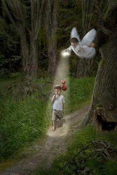 angel's light -Shining the Way