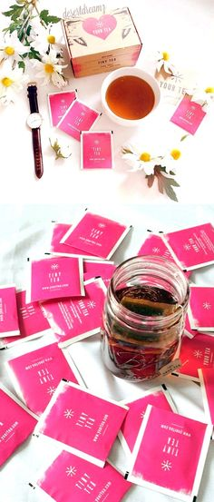 Tiny Tea by Your Tea helps with bloating, it is designed to maximize digestion and gut functionality in your body.==