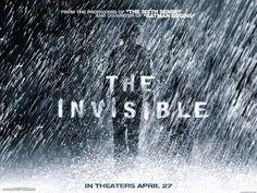 O INVÍSIVEL -  filme completo e dublado