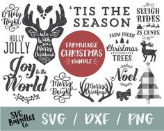 SVG bundles for Cricut, Silhouette, and other cutting machines. We also have a selection of free svg cut files. Christmas Quotes, Christmas Svg, Christmas Shirts, Cricut Projects Christmas, Xmas, Vinyl Crafts, Vinyl Projects, Bunny Face, Cricut Design
