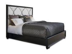 A.R.T. Furniture Cosmopolitan Upholstered King Panel Bed