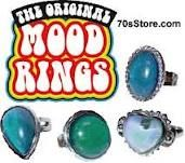 The Mood Ring that was typically only one mood for most people. Mine was either the coldest one, which I think was amber or the warmest one that was blue or purple if my memory serves me correctly My Childhood Memories, Childhood Toys, Sweet Memories, School Memories, Nostalgia, Photo Vintage, My Generation, I Remember When, Ol Days