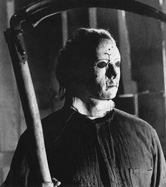 It's not often you see Michael Myers with a sling blade, but when you do, you die⚰ #MichaelMyers #TheShape #CultOfThorn #Samhain…