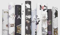 Our wallpapers are hand-painted and digitally printed, enabling little ones to see every detail. Our prints are designed to ignite imaginations, encourage a love of nature and inspire creativity. Illustrated and printed in London.
