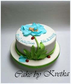 christenning cake