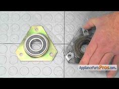 How To: Whirlpool/KitchenAid/Maytag Main Bearing Assembly