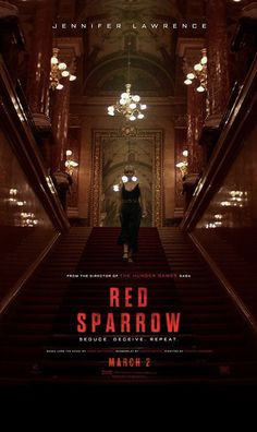 Red Sparrow. Jennifer Lawrence. 2018