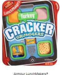 FREE Armour LunchMakers at Farm Fresh, Shop 'N Save, Shoppers, and Cub Stores on http://www.icravefreebies.com/