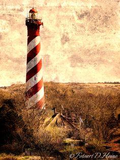 #Lighthouse #Westerlichttoren, Zeeland, Netherlands