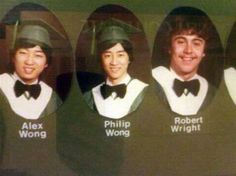Two wongs dont make a...