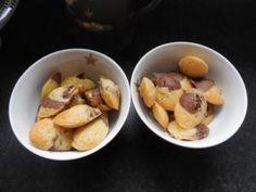 Mini Madeleines Vanille Cacao • Hellocoton.fr Mini Madeleines, Macarons, French Toast, Cacao, Breakfast, Food, Vanilla, Chocolates, Recipe