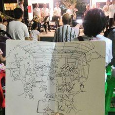 🎺🎺🎺🎺🎺🎺🎺🎺🎺 #銅管九重奏 #沒有人知道鄧雨賢好桑心 #問威廉泰爾序曲也太難惹 #murmur #vscocam #urbansketch #urbansketchers #moleskine #sketchbook #sketch #diary #drawing #art #painting #linedrawing #black #sketchoftheday #dailysketch #stationery #taiwan #taipei #park #文房具 #橘枳 #繪日記 #絵日記 #手帳 #橘逾淮為枳
