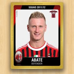 A.C. Milan Collections - Abate Ignazio
