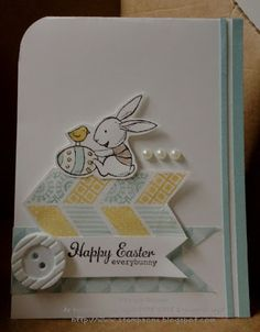 Stampin' & Scrappin' with Stasia: Everybunny Easter is Coming