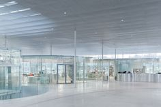 also better than the pyramid | Louvre Lens by SANAA and Imrey Culbert