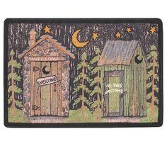 Outhouse Shower Curtain | OUT HOUSE BATH DECOR | Pinterest | Showers,  Curtains And As  Outhouse Shower Curtain