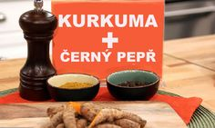 Turmeric And Black Pepper – This Combination Could Save Lives! Black pepper and turmeric combined together could play an important role in preventing and even treating breast cancer, have discovered the researchers at the University of Michigan. Turmeric Drink, Turmeric Recipes, Alternative Health, Alternative Medicine, Alternative News, Natural Health Remedies, Herbal Remedies, Healthy Tips, Healthy Recipes