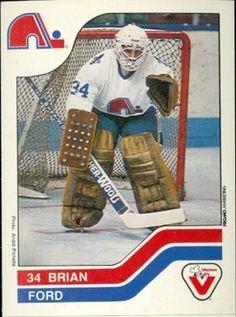Brian Ford 1983-84 Vachon