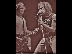 URGENT (Recorded live at The BBC) - FOREIGNER Lou Gramm 1994 - YouTube