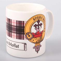 Moffat clan crest an