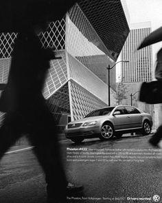 Architecture & car manufacturers