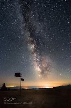 Rodopi mountain  Image credit: http://ift.tt/29O9q0u Visit http://ift.tt/1qPHad3 and read how to see the #MilkyWay  #Galaxy #Stars #Nightscape #Astrophotography