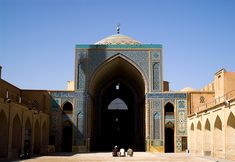 Jameh Mosque | Community Post: 25 Amazing Sites Americans Are Missing Out On In Iran
