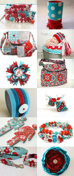 Get Your Color On! by Sylvia Swasey on Etsy--Pinned with TreasuryPin.com