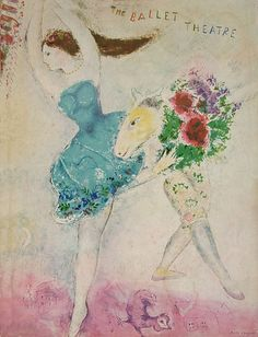 Ballet, Marc Chagall