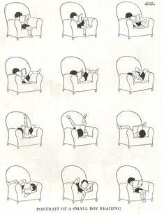 Et vous vous lisez comment?