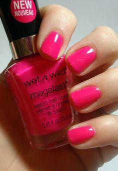 Wet N Wild Megalast Nail Polish Young N Cheeky