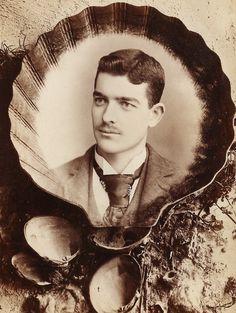 Victorian Cabinet Photo Handsome Dandy Young Man with Dark Hair Mustache | eBay