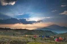 Dieng. A perfect place to scream your heart out.