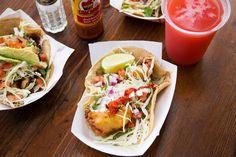 Best Taco Turf War: South Beach Bar & Grille vs. Oscar's Mexican Seafood