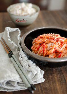 30 Minute Kimchi