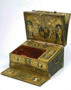 Henry VIII's writing box