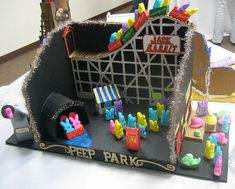 Peeps Show, At a Gallery Near You