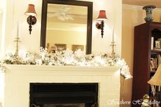 mantle decorations