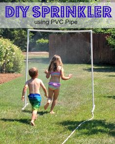 Outdoor for Kids diy   Outdoor Fun and Summer Crafts For Kids!