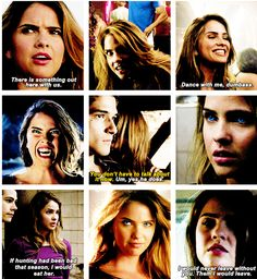 teen wolf - malia it's cute how her loyalty is to Stiles he deserves someone like that