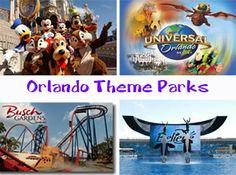 Orlando Florida- Theme parks
