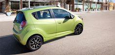 2013 Chevy Spark | Mini Car | Chevrolet