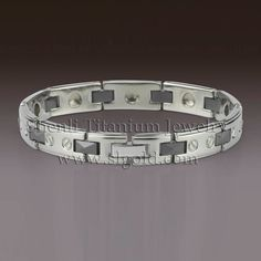 Titanium bracelet wholesale